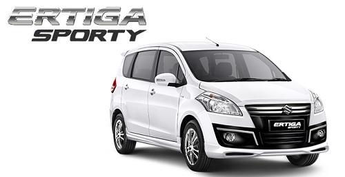 Rental mobil Suzuki-Ertiga