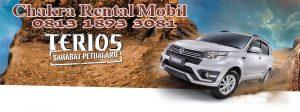 Rental Mobil Terios murah