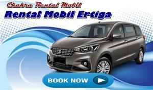 Rental Mobil Ertiga