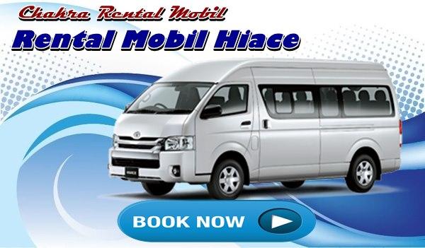 Rental Mobil Hiace