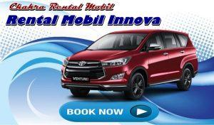 Rental Mobil Innova murah