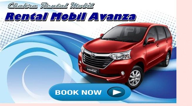Rental Mobil avanza Murah